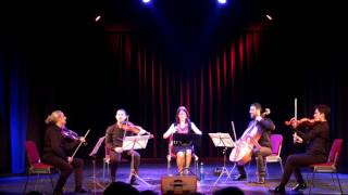 SAKINA & ANADOLU QUARTET | Peyman Ji Yare | Message from the Beloved