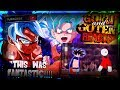 Goku & Goten Reacts To Goku Vs Jiren Stick Fight!!