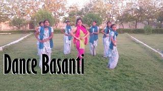 DANCE BASANTI || UNGLI || DANCE VIDEO || CHOREOGRAPHY