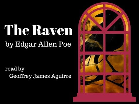 the raven edgar allan poe summary