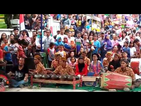 Ebeg geong, bangkit budaya