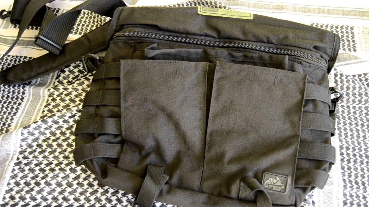 Helikon Wombat Tactical Molle Shoulder Bag 47