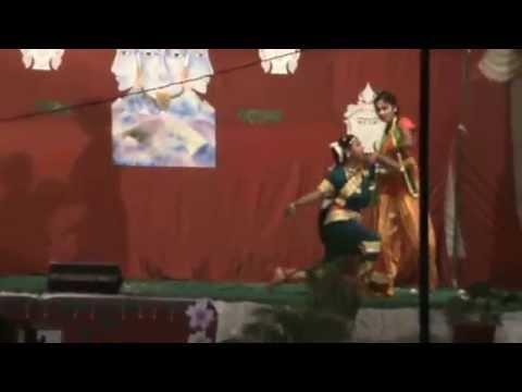 Raa Raa of chandramukhi choreographed by Nilanjana Basu in Air...