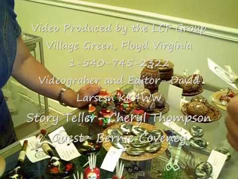 Floyd Virginia Arts & Crafts for Sale- Floyd Professional Village Green #9