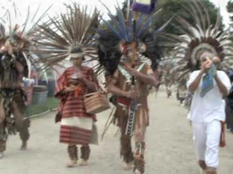 NativeVoiceTV Mexica New Year 2009 San Jose, California