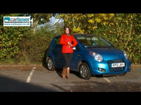 Suzuki Alto hatchback review - Carbuyer