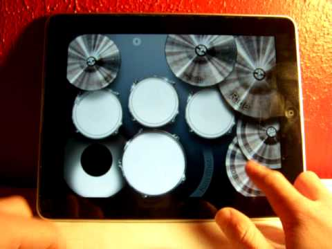 Drums! Best Drumming App for iPhone, iPod Touch and iPad!