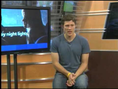 Zach Gilford from