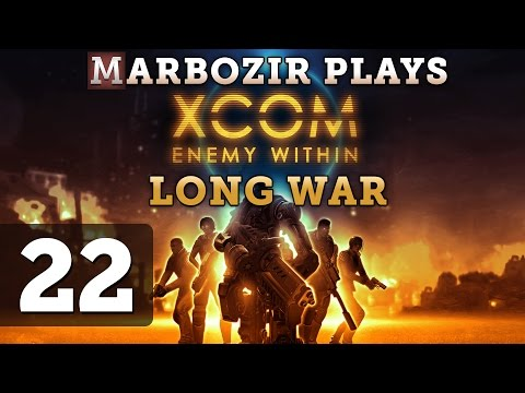 XCOM Enemy Within Long War Let's Play - Part 22