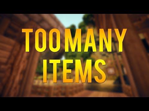 How To Install Too Many Items Mod for Minecraft 1. 7. 9/1. 7. 10/1. 8 Tutorial (Windows & Mac) [HD]