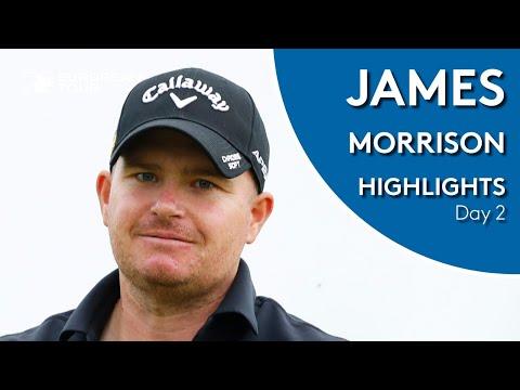James Morrison Highlights   Round 2   2019 KLM Open