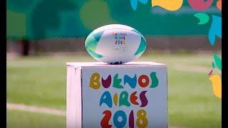 Rugby   Eliminatorias   Juegos Olímpicos de la Juventud Buenos Aires 2018