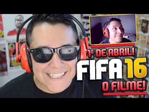 1º  DE ABRIL PERFEITO!! NO FIFA 16!!!!!! O FILME ZICADO!!!!