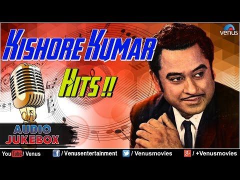 Kishore Kumar Hits   Hindi Songs   90's Evergreen Bollywood Songs   Audio Jukebox