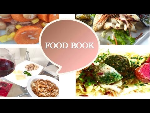 FOOD BOOK / ФУД БУК #01/ ПРОСТЫЕ РЕЦЕПТЫ