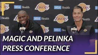 Lakers Nation: Magic Johnson and Rob Pelinka Full Press Conference