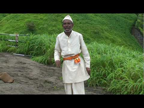 Marathi Folk - Powada - Sinhagad Pune  India video