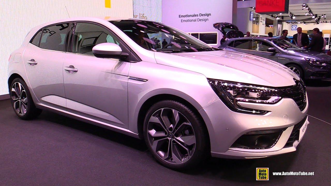 2016 Reneault Megane - Exterior and Interior Walkaround - Debut at 2015 Frankfurt Motor Show