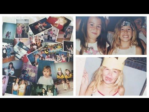 Minhas fotos de infância