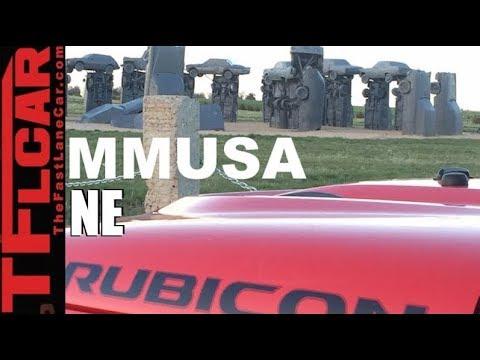 Motor Mountain Monday: Nebraska's Carhenge Revealed