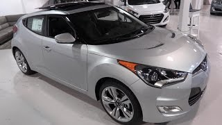 2015 Hyundai Veloster - Walkaround - Captured in 1080p60 with Canon XC10 Camera