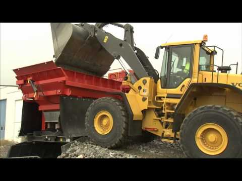 From Rock to Road with Volvo Construction Equipment (Swecon) and Sandvik Mining & Construction