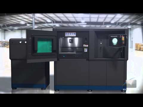 Solid Concepts – Direct Metal Laser Sintering (DMLS) Technology