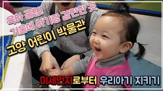 (Ilsan) Places to Go with Babies #4 Goyang Children's Museum