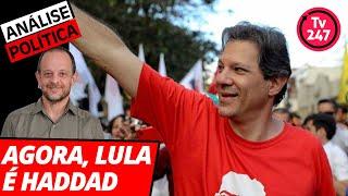 Breno Altman: Lula, agora, é Haddad