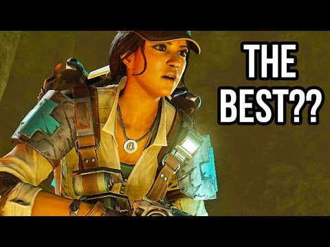 Evolve Gameplay Walkthrough - THE BEST CHARACTER?! (XB1/PS4/PC 1080p)