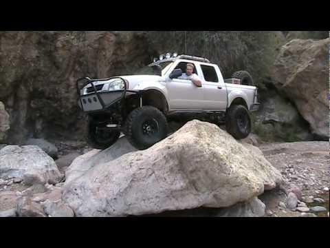 Penski S Sas Nissan Frontier 2 Youtube