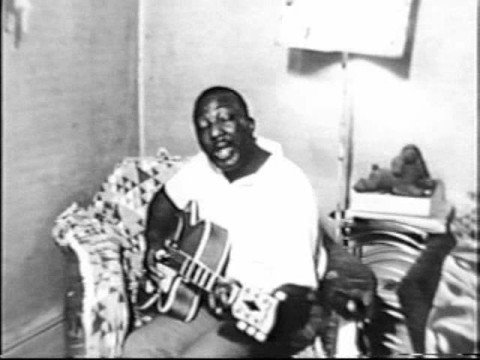 JB Lenoir - Alabama March - 1965