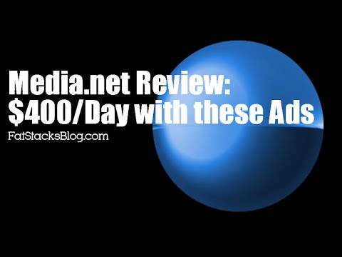 Media net Review Reveals 3 Tips How I Earn $400 Plus Per Day with These Ads