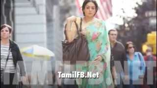 English Vinglish - English Vinglish (2012) - Manhattan HD TAMIL SONG - Sridevi and Ajith Cameo