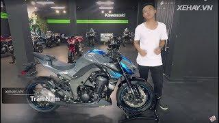Khám phá chi tiết Kawasaki Z1000 2018 giá 399 triệu  XEHAY.VN 