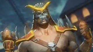 Mortal Kombat X - Endings