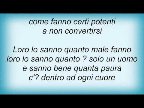 Luca Carboni - Alzando gli occhi al cielo