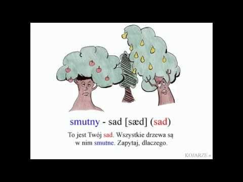 Smutny - Sad [sæd] (sad) - Nauka Słówek Z Angielskiego