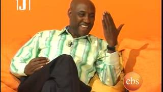 Jossy In Z House Show -  Interview with  Artist Tsegaye Esetu