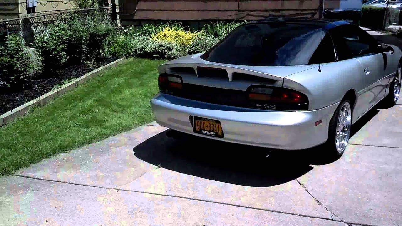 2000 Camaro SS SLP #569, Futral F14 cam, & more. - YouTube