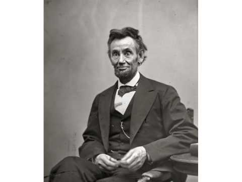 President Abraham Lincoln's thanksgiving Done in  Pinnacle Studio 12 - Crazy Talk 5