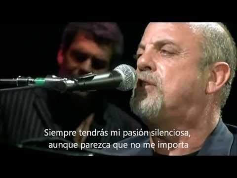 "BILLY JOEL ""Just the way you are"" (LIVE, 06) SUBTITULADO AL ESPAÑOL"
