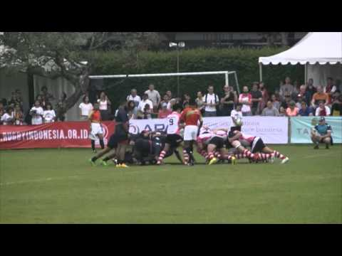 ARC 2015 DIvision 3 East Indonesia vs Guam 1st Half