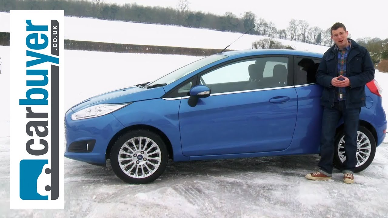 Ford Fiesta Hatchback 2014 >> Ford Fiesta hatchback 2013 review - Carbuyer - YouTube