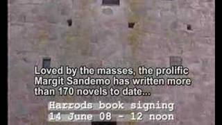 Margit Sandemo's historical fantasy novels in English