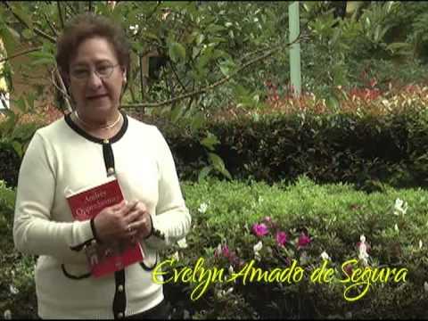 Invitacion Evelyn Amado de Segura al 9o Congreso de Mujeres Líderes Guatemaltecas