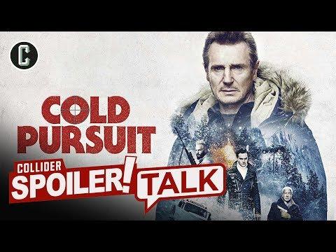 Cold Pursuit Spoiler Review