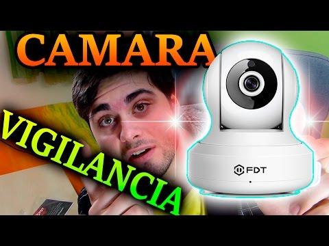 Camara videovigilancia FDT 720p wifi FD7901 | Eleccion sencilla