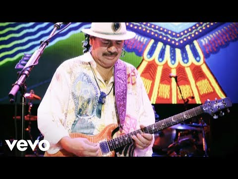 Santana - La Flaca ft. Juanes