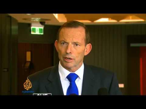 Australia PM urges press freedom in Egypt